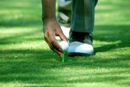Golfer's Wrist