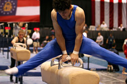 Gymnastics Injuries